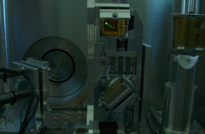 Infrared Beamline for ASP