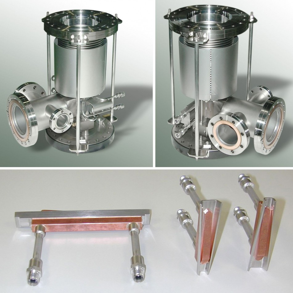 SPECIAL VACUUM CHAMBER